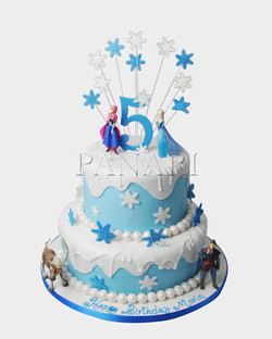 Frozen Cake PR2805
