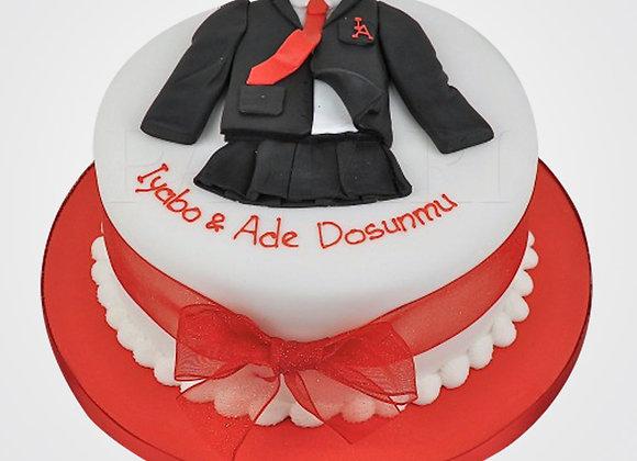 School Girl Cake CG0029