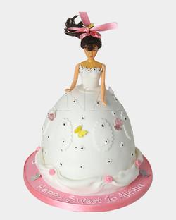 Doll Cake DC1652