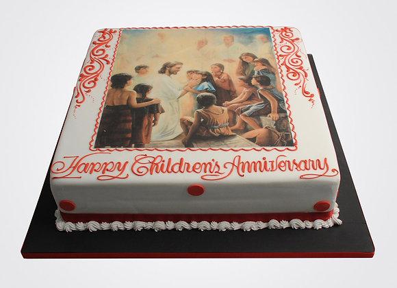 Picture Cake  CB6753