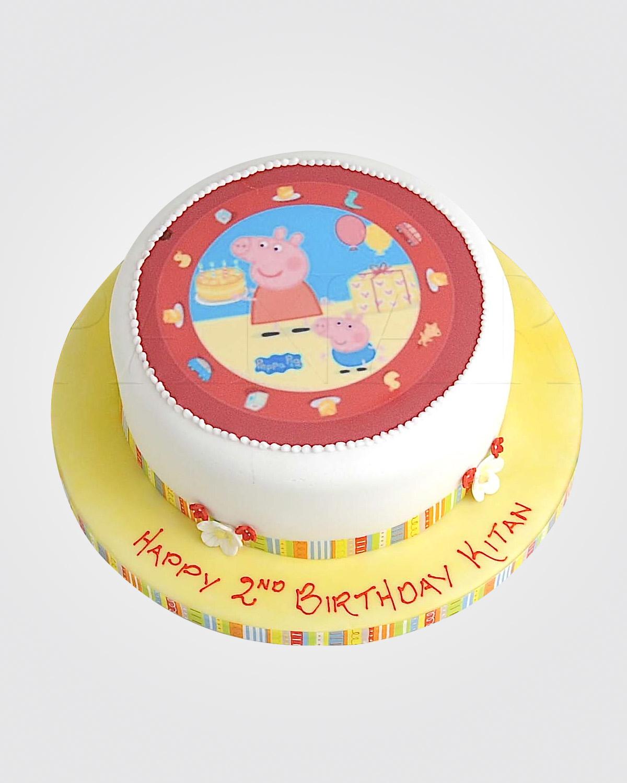 Peppa Cake PE0043
