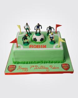 Football Cake SPH4180