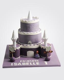 Castle Cake PR5872