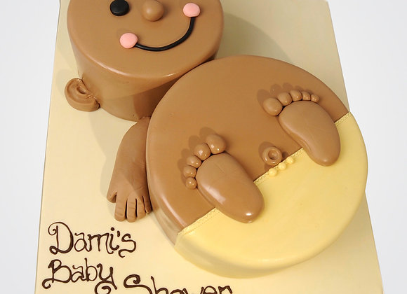 Baby Shower Cake CG1144