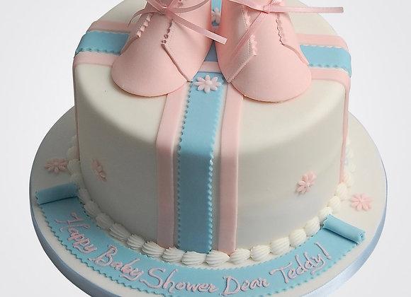 Gender Reveal Cake CG4272