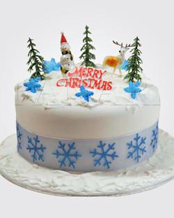 Christmas Cake CS0871