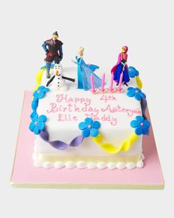 Frozen cake CG0398