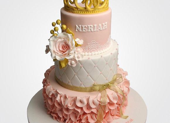 The Frill Princess Cake CG8593