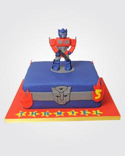 Transformer Cake SP2022