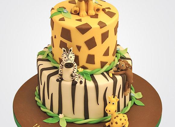 Jungle Cake  CB0322