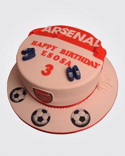 Football Cake SPH7466