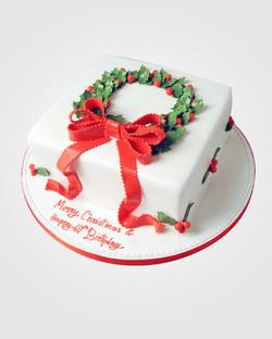 Christmas Cake C5411