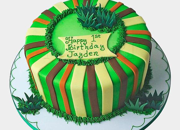The Green Cake CB9395