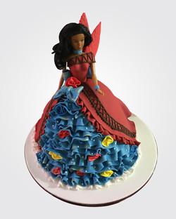 Doll Cake PR0075