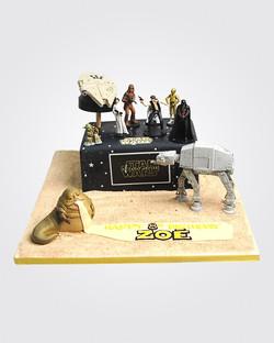 Star Wars Cake SP3964