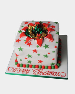 Christmas Cake CS4257