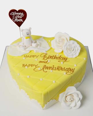 Happy New Month CakeTN9978