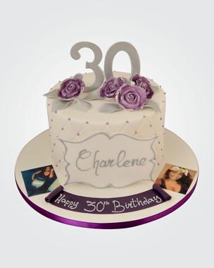 30th Birthday Cake CL7731.jpg