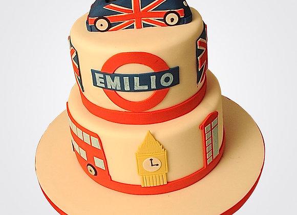 British Cake CB1809