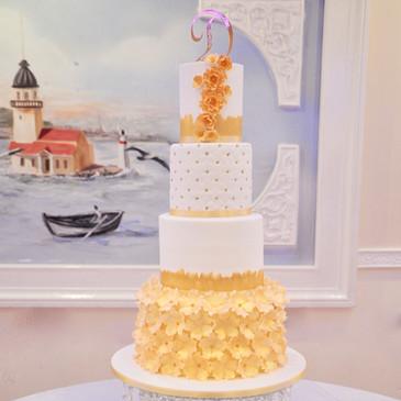 Dorothy Petal Cake0718