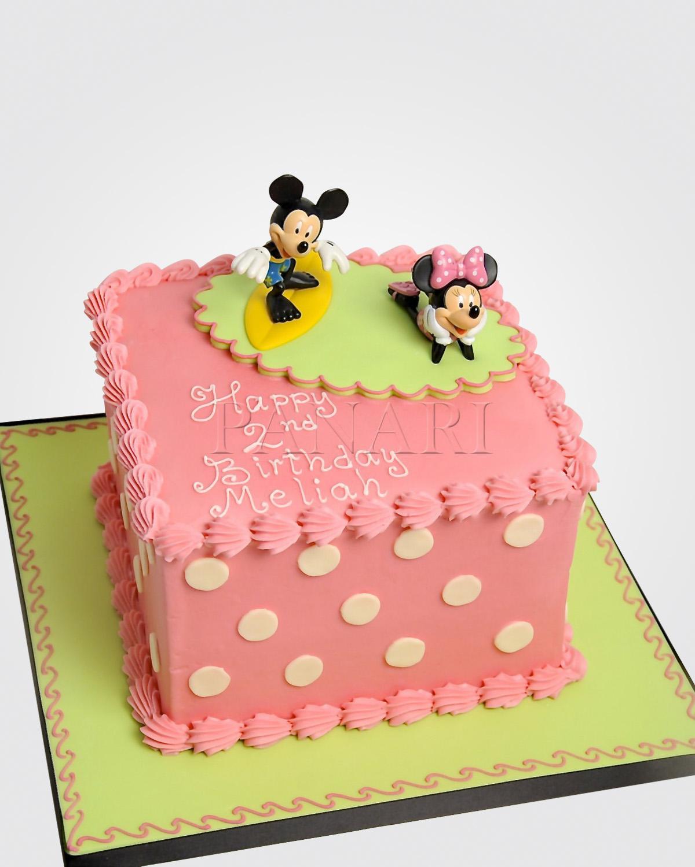 Mickey & Minnie MM7078