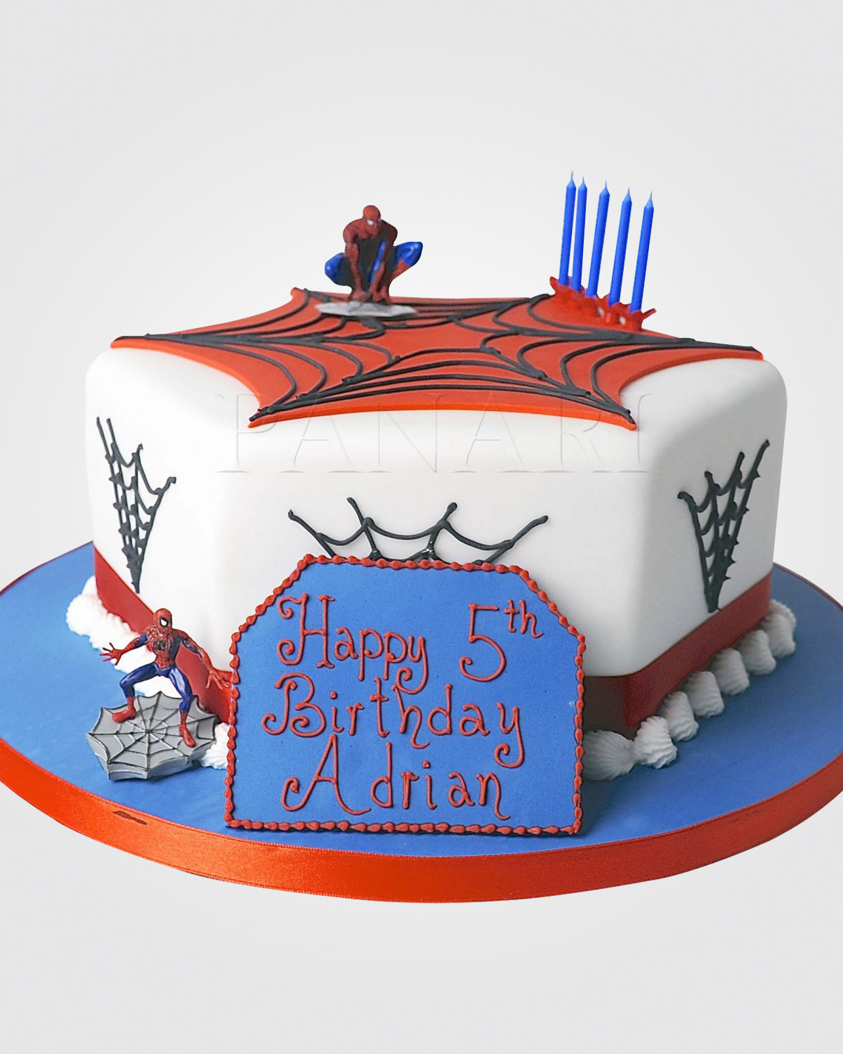 Spiderman Cake SP6729