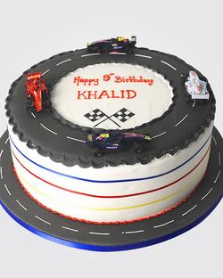 Formula One Cake SPHCB6798
