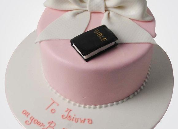 Baptism Cake CG2020