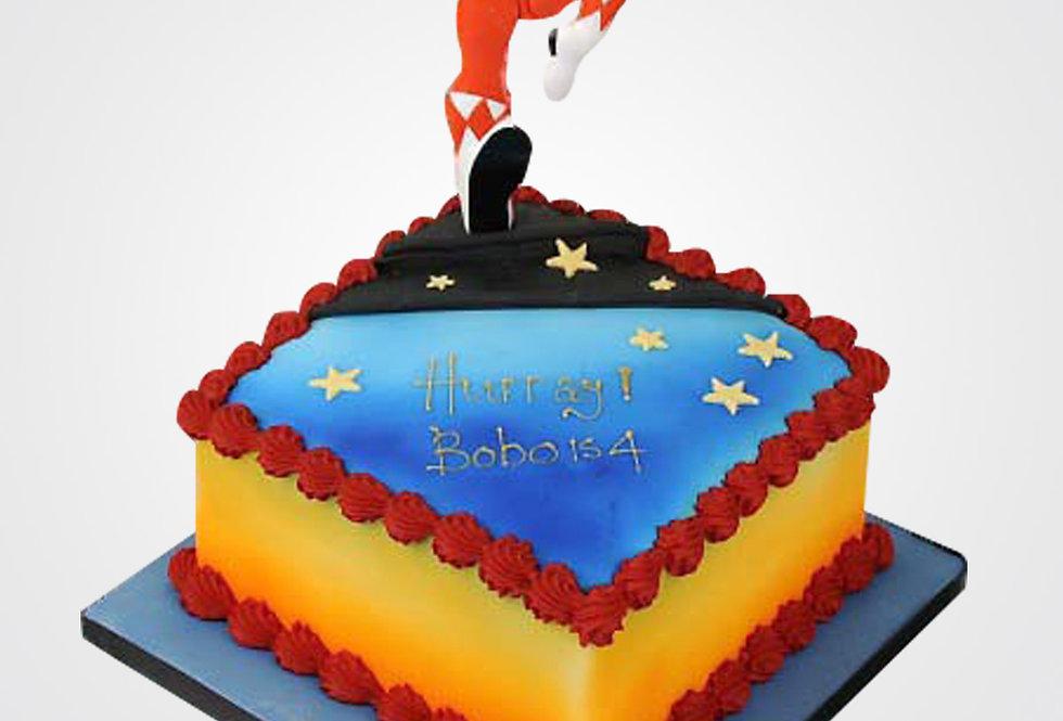 Spiderman Cake SP0032