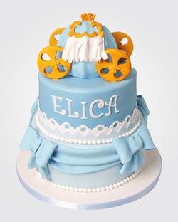 Princess Carriage Cake PR2751