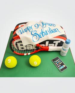 Tennis Cake CM5144