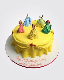 Princess Cake PR3769