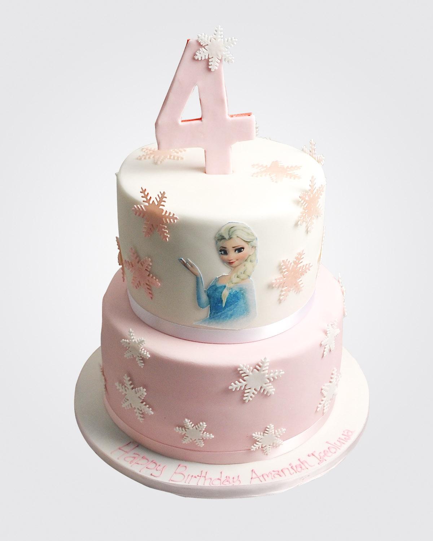 Frozen Cake PR3511