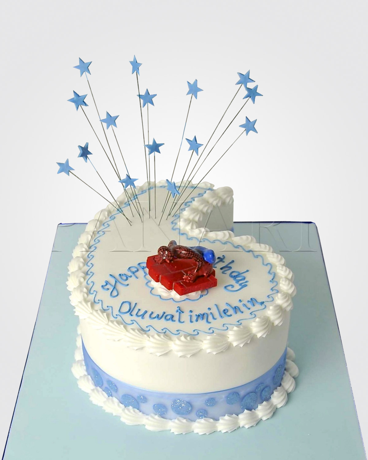 Spiderman Cake SP3912