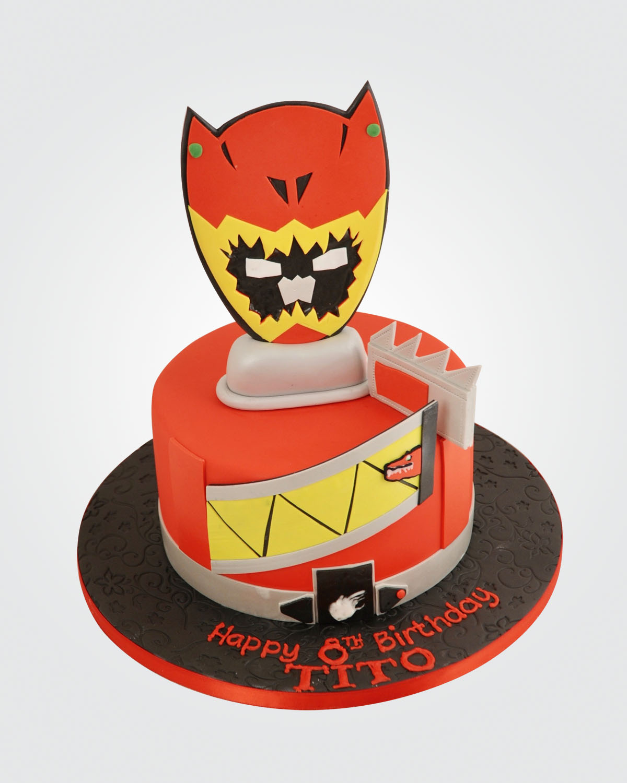 Superhero Cake SP6153