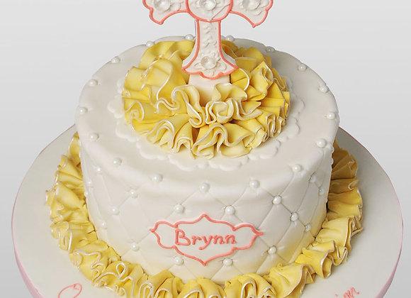 Christening Cake CHB9343