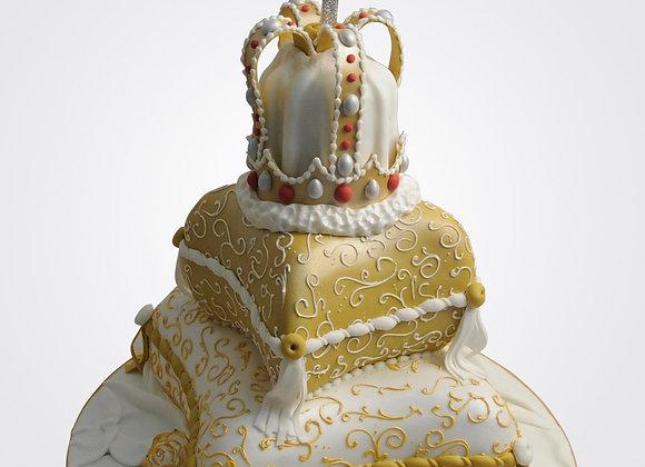 Crown Princess Cake CG6310