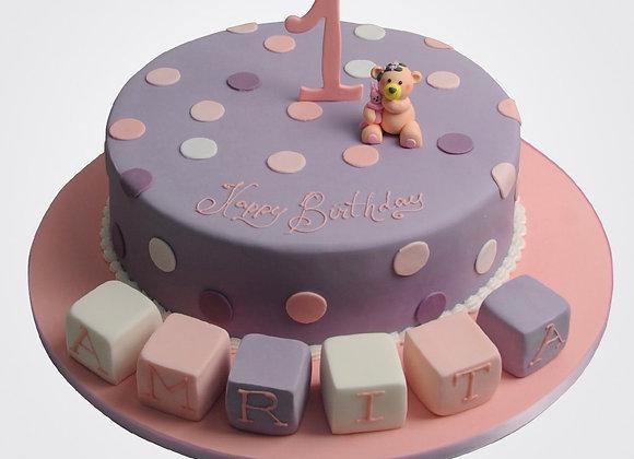 Teddy Bear Cake  CG7516