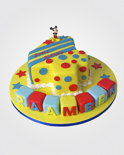 Mickey Mouse Cake MM1395