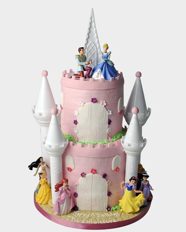 Castle Cake C4483
