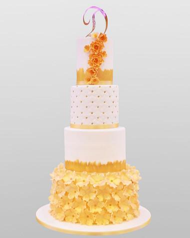 Gold D Wedding Cake WC0718.jpg