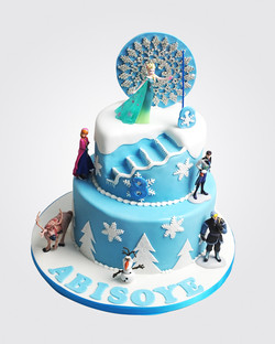 Frozen Cake PR3580