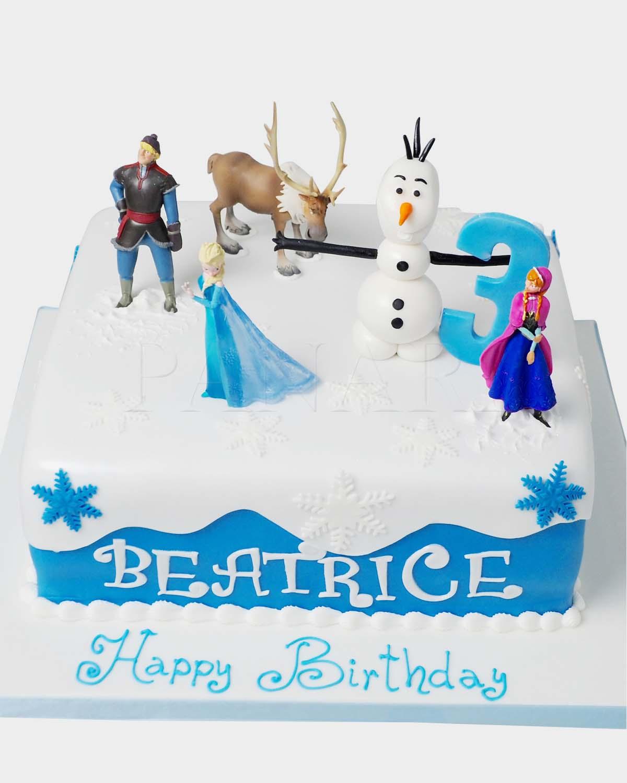 Frozen Cake PR9604