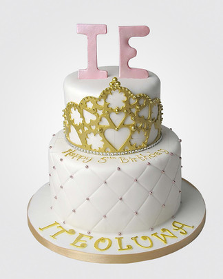 Crown Cake CL4568