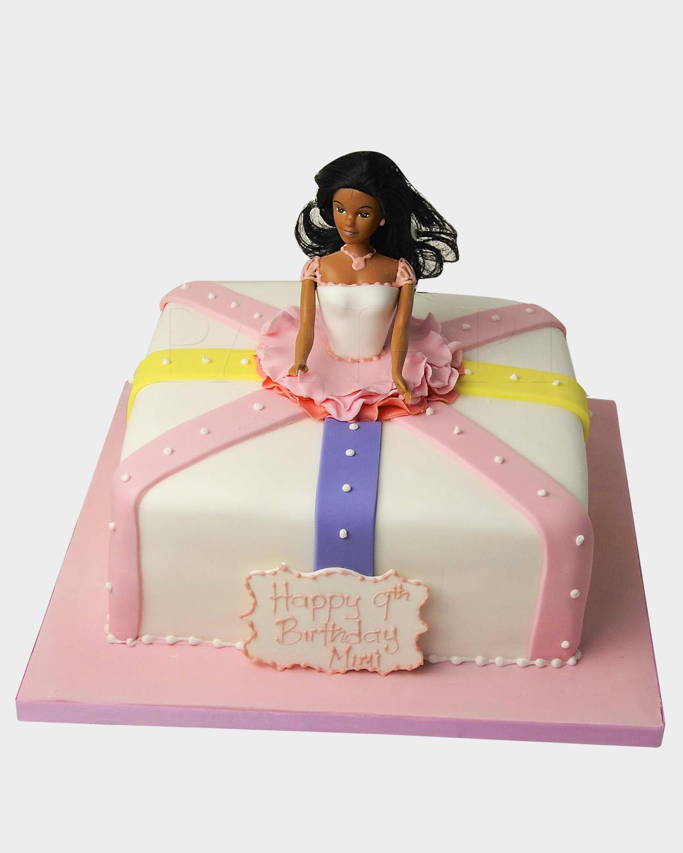 Doll Cake DC7344