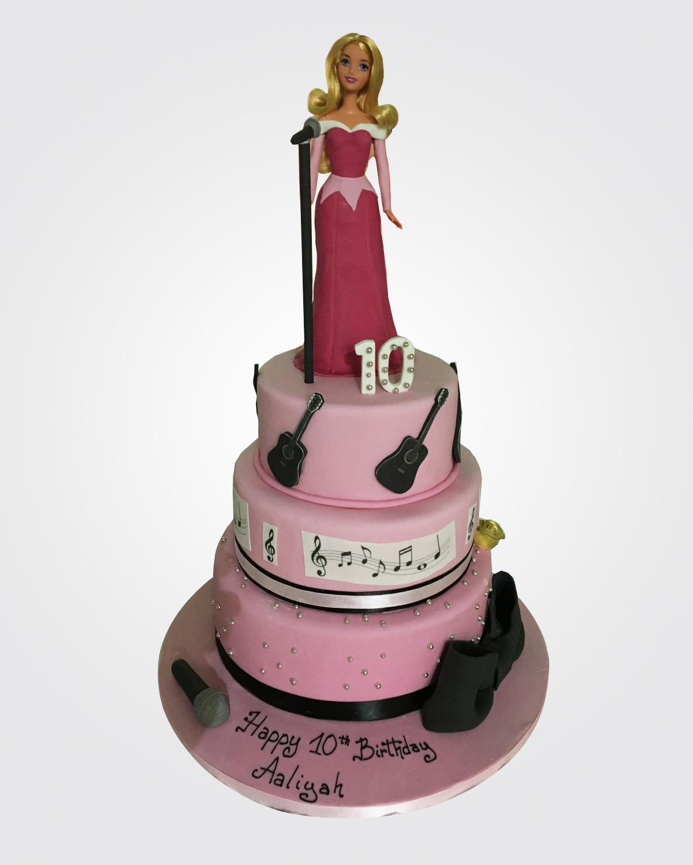 Doll Cake PR0046