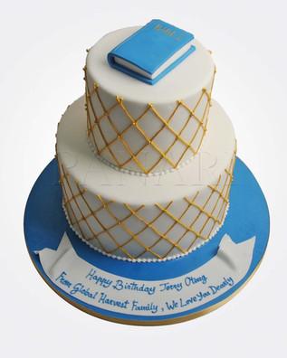 Bible Cake CM14626