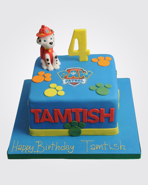 Paw patrol Cake PE7455