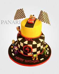 Mickey Boy Racer MM5261