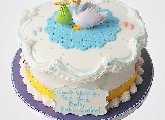 Baby Shower Cake CHB2140
